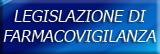 Banner Legislazione di Farmacovigilanza